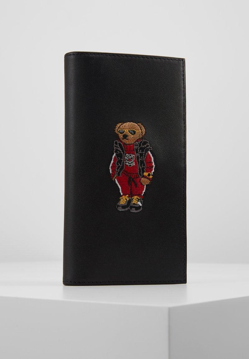 Polo Ralph Lauren - WALLET - Portefeuille - black