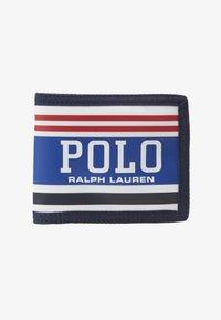 Polo Ralph Lauren - WALLET - Portemonnee - red/white/navy - 1