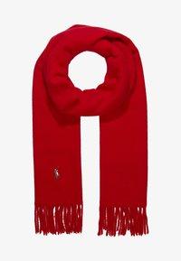 Polo Ralph Lauren - SIGN ITALIAN - Sjal - red - 2