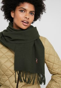 Polo Ralph Lauren - SIGN ITALIAN - Scarf - estate olive - 1