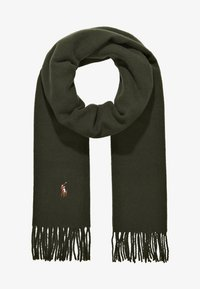 Polo Ralph Lauren - SIGN ITALIAN - Scarf - estate olive - 2