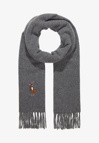 Polo Ralph Lauren - BIG MULT - Écharpe - fawn grey heather - 2