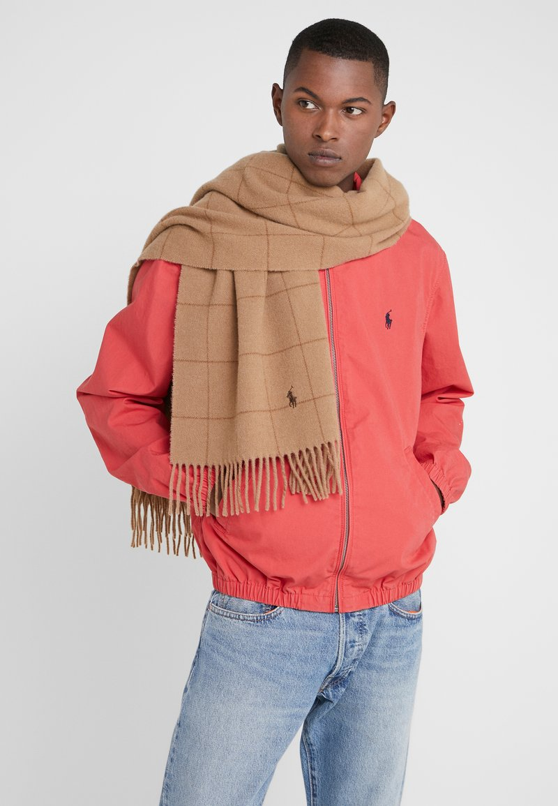 Polo Ralph Lauren - Bufanda - camel/brown