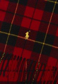 Polo Ralph Lauren - Écharpe - red/black tartan - 3