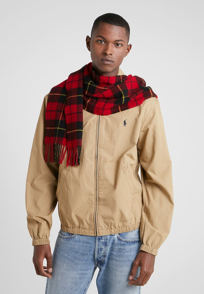Polo Ralph Lauren - Schal - red/black tartan