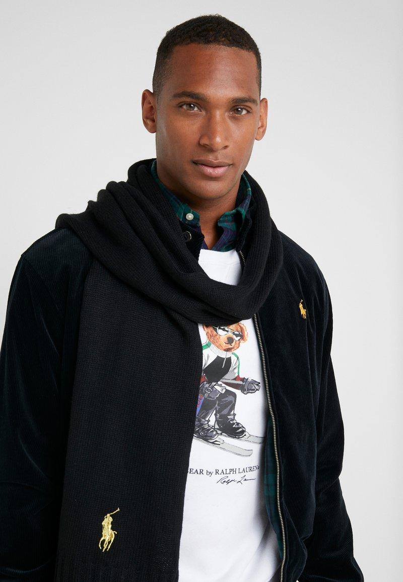 Polo Ralph Lauren - BLEND - Schal - black