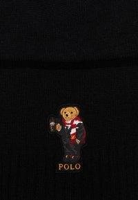Polo Ralph Lauren - COCOA BEAR - Sjal - black - 3