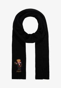 Polo Ralph Lauren - COCOA BEAR - Bufanda - black - 2