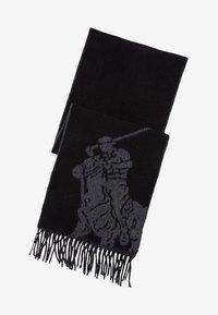 Polo Ralph Lauren - Scarf - black - 0