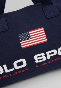 Polo Ralph Lauren - Taška na víkend - navy - 6