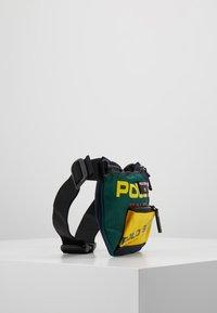 Polo Ralph Lauren - SPORT  - Bum bag - navy/green/yellow - 3