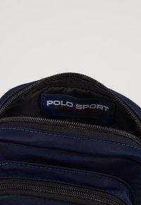 Polo Ralph Lauren - CROSSBODY - Across body bag - navy - 4