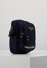 Polo Ralph Lauren - CROSSBODY - Across body bag - navy - 3