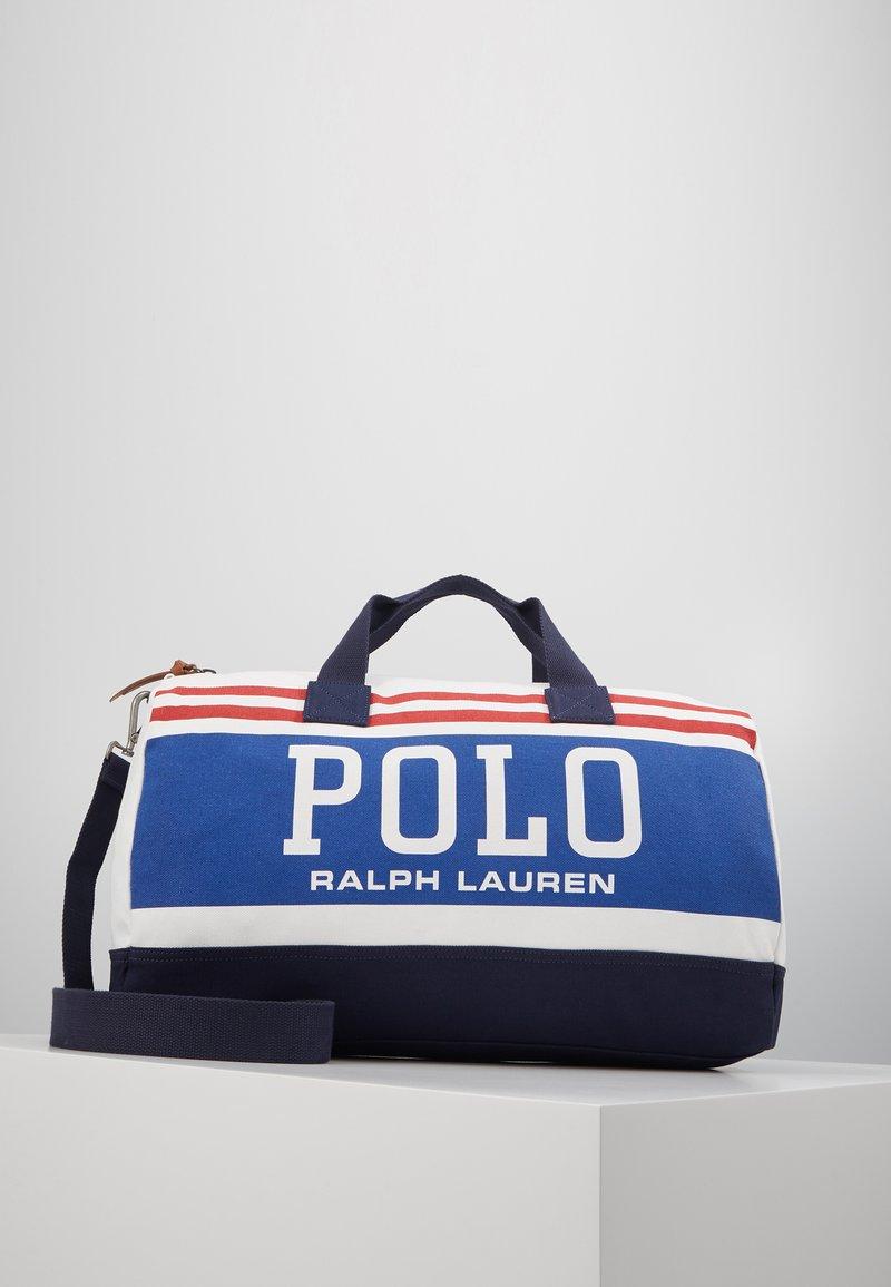 Polo Ralph Lauren - BIG DUFFLE - Holdall - white