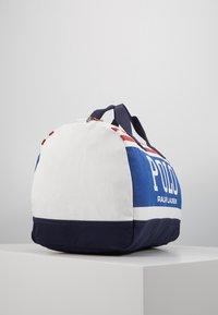 Polo Ralph Lauren - BIG DUFFLE - Holdall - white - 4