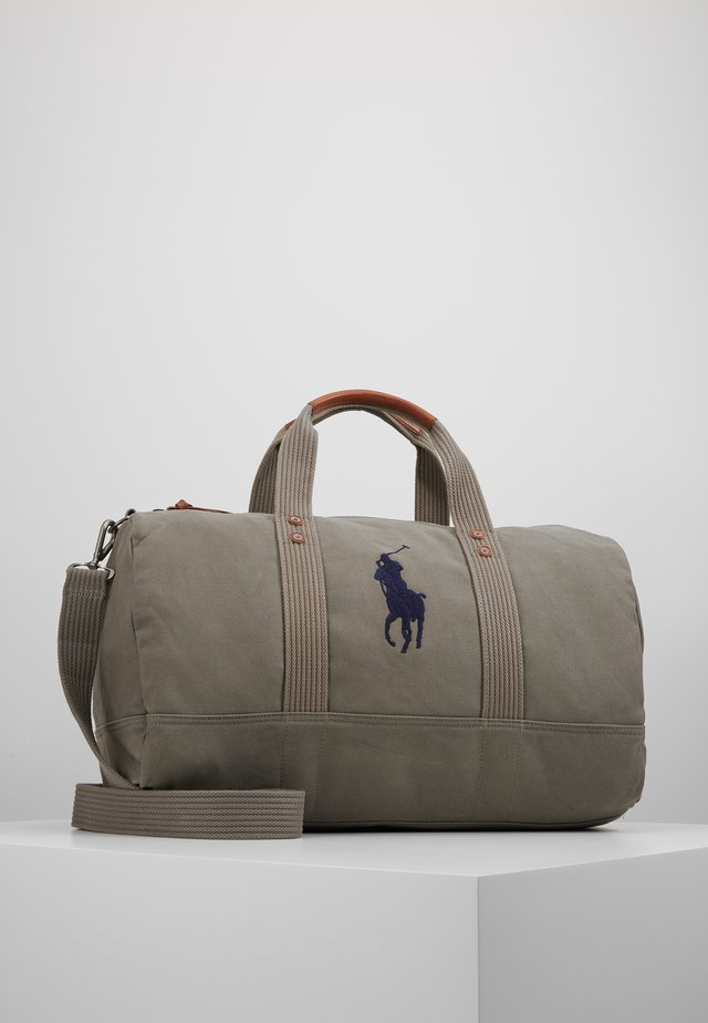 DUFFLE DUFFLE - Weekend bag - college grey