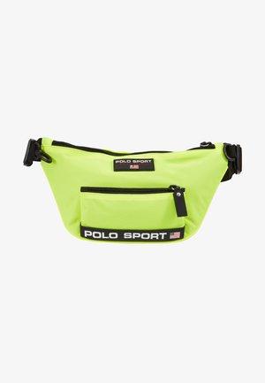Bum bag - neon yellow