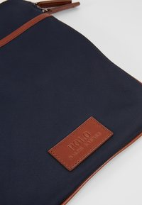 Polo Ralph Lauren - CROSSBODY - Taška spříčným popruhem - navy - 2