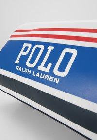 Polo Ralph Lauren - BG POLO SHV-POUCH - Reisaccessoires - red/white/navy - 2