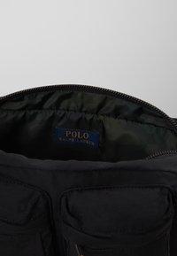 Polo Ralph Lauren - CROSSBODY - Rumpetaske - black - 3