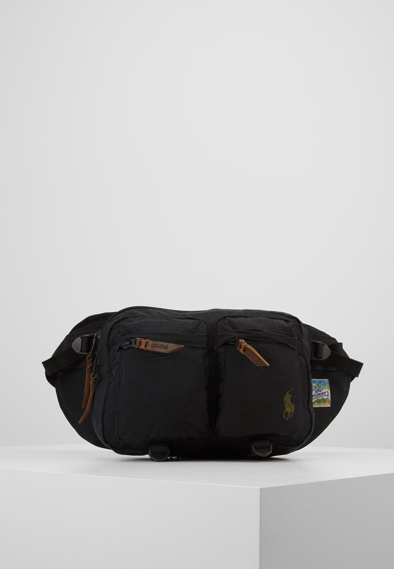 Polo Ralph Lauren - CROSSBODY - Rumpetaske - black