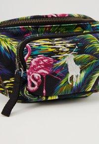 Polo Ralph Lauren - BUM BAG - Bum bag - multi-coloured - 5