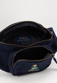 Polo Ralph Lauren - BEAR BUM BAG - Bum bag - navy - 4