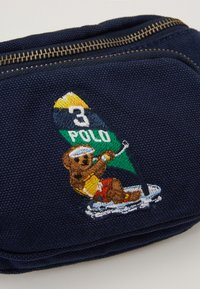 Polo Ralph Lauren - BEAR BUM BAG - Bum bag - navy - 5
