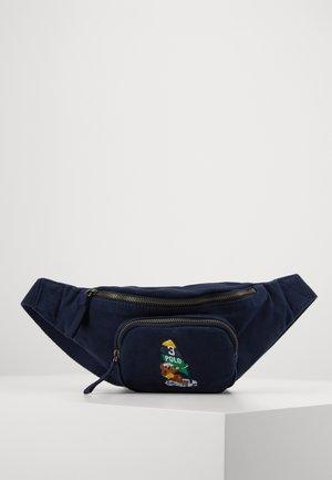 BEAR BUM BAG - Rumpetaske - navy