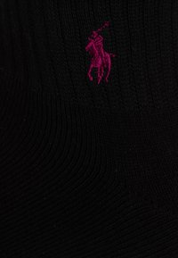 Polo Ralph Lauren - QUARTER 3 PACK - Socks - black - 1