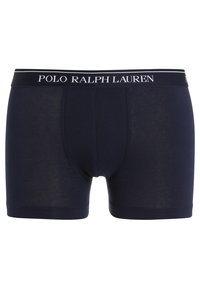 Polo Ralph Lauren - POUCH TRUNKS 3 PACK - Shorty - white/red/blue - 7