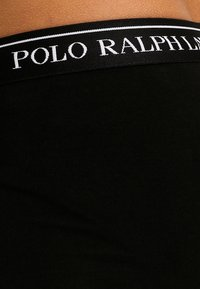 Polo Ralph Lauren - POUCH TRUNKS 3 PACK - Culotte - 3er-Pack - black