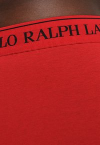 Polo Ralph Lauren - POUCH TRUNKS 3 PACK - Shorty - dark blue/white/red - 6