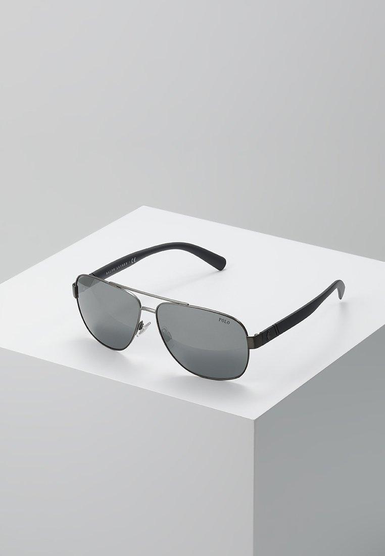 Polo Ralph Lauren - Sonnenbrille - dark gunmetal/mirror silver