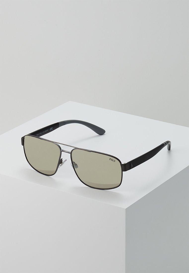 Polo Ralph Lauren - Solbriller - light brown mirror dark gold