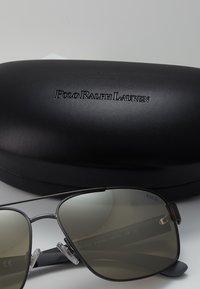 Polo Ralph Lauren - Solbriller - light brown mirror dark gold - 3