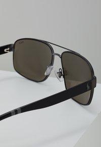 Polo Ralph Lauren - Solbriller - light brown mirror dark gold - 2