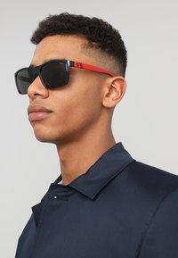 Polo Ralph Lauren - Sluneční brýle - black - 1