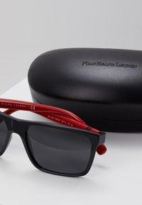 Polo Ralph Lauren - Sluneční brýle - black - 3
