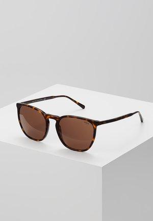 Sunglasses - dark havana/brown
