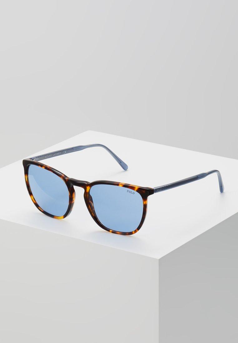 Polo Ralph Lauren - Lunettes de soleil - antique tortoise/azure
