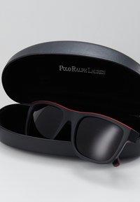 Polo Ralph Lauren - Solbriller - matte black/red - 2