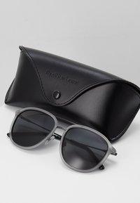Polo Ralph Lauren - Sunglasses - matte transparent grey/dark gunmetal - 2