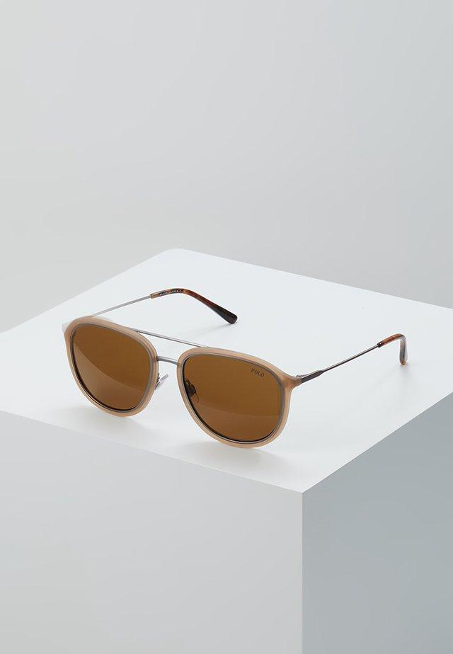 Solglasögon - beige