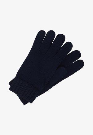 GLOVES - Handschoenen - marine
