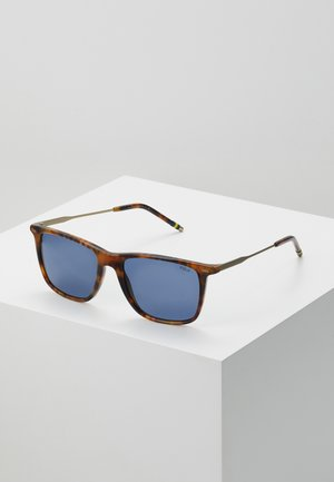 Sonnenbrille - brown/blue