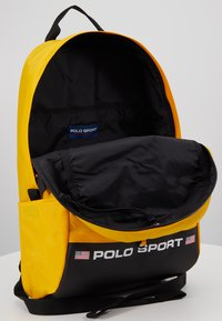 Polo Ralph Lauren - BACKPACK - Rugzak - yellow - 5