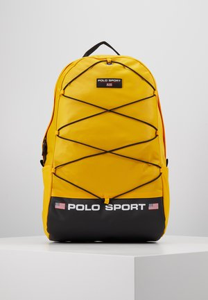 BACKPACK - Batoh - yellow
