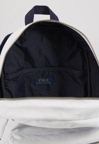 Polo Ralph Lauren - BIG BACKPACK - Rugzak - white - 5
