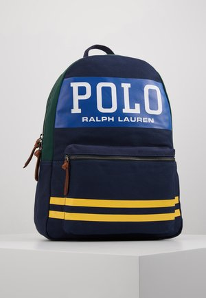 BIG BACKPACK - Reppu - navy